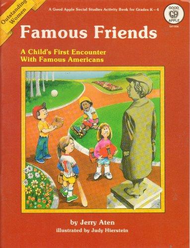 Outstanding Women (Famous Friends Series): Jerry Aten