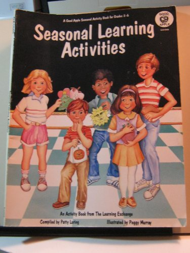 9780866534352: Seasonal Learning Activities