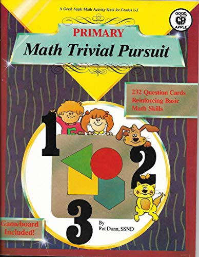 9780866534673: Math Trivial Pursuit with Cards and Gameboard