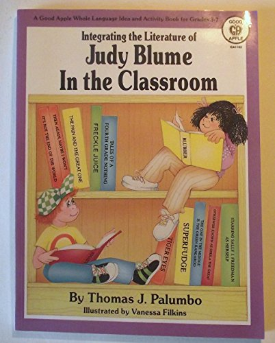 9780866535588: Integrating the Literature of Judy Blume in the Classroom