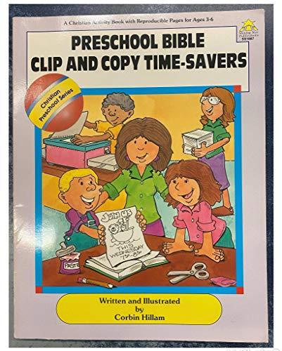 9780866536257: Preschool Bible Clip and Copy Time-Savers