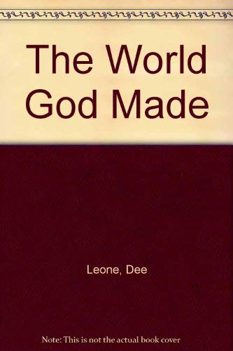 The World God Made (Bible-Time Puzzle Series): Leone, Dee