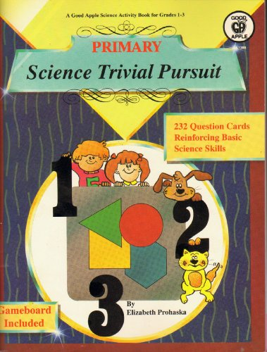 9780866536479: Science Trivial Pursuit (Primary Level)