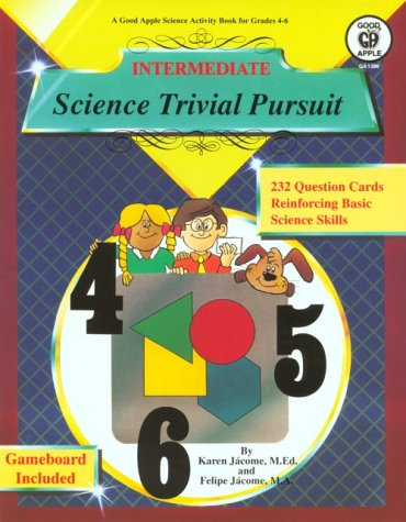 9780866536493: Science Trivial Pursuit Intermediate Level