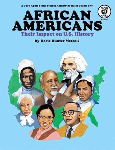 African Americans: Their Impact on U.S. History: Metcalf, Doris H.