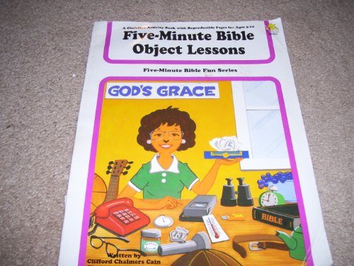 9780866536943: Five Minute Bible Object Lessons