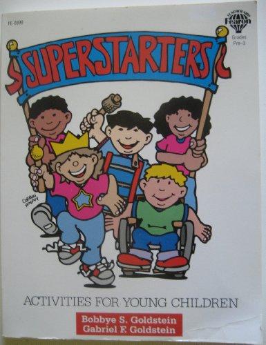9780866538992: Superstarters: Activities for Young Children