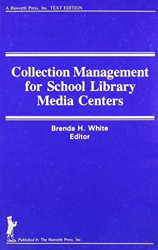 9780866564168: Collection Management for School Library Media Centers