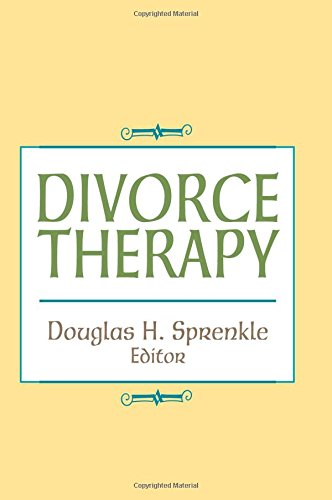 9780866564670: Divorce Therapy