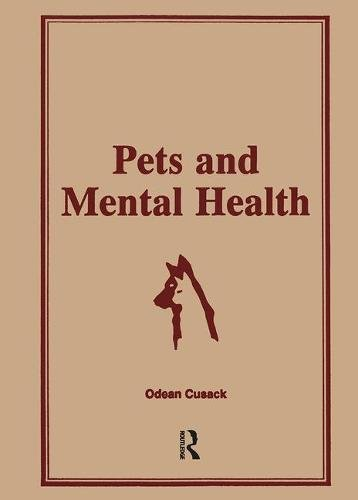 9780866566520: Pets and Mental Health