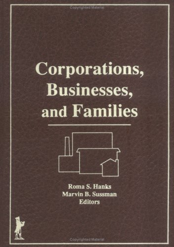 Corporations, Businesses, and Families: Hanks, Roma S.