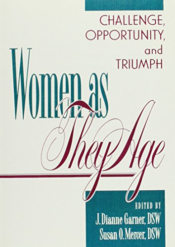 9780866568739: Women As They Age+Im (Hournal of Women and Aging Ser.: Vol 1, Nos. 1,2, & 3/With Instructors Manual)