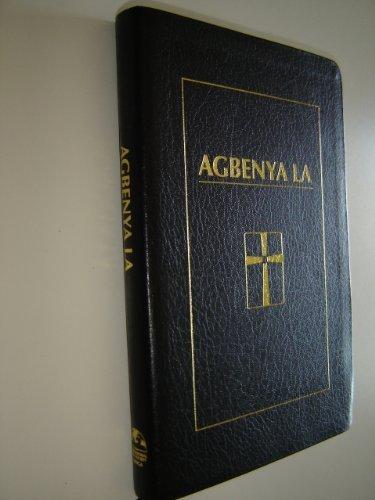 9780866601351: Bible in Ewe / Agbenya La / Nubabla Xoxoa, Nubabla Yeyea