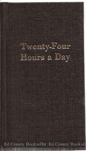 9780866835008: Twenty-Four Hours a Day