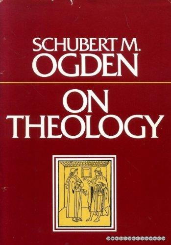 9780866835299: On theology