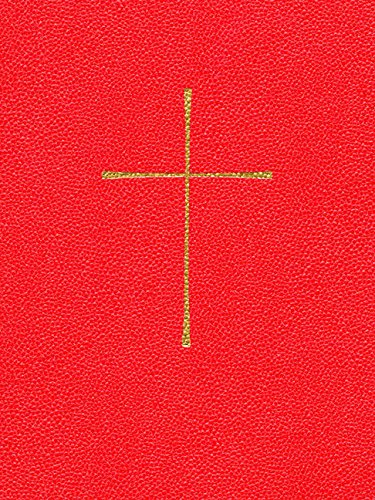 9780866835404: The Book of Common Prayer (Red Leatherlook)