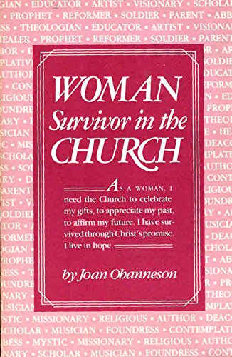 9780866836074: Woman: Survivor in the Church