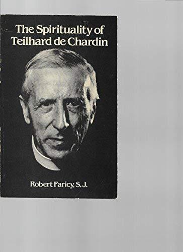 9780866836081: The spirituality of Teilhard de Chardin