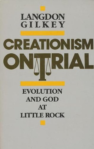 9780866837804: Creationism on Trial: Evolution and God at Little Rock
