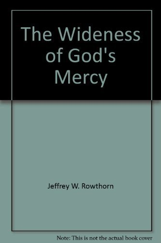 9780866837958: The Wideness of God's Mercy: Litanies to Enlarge Our Prayer, Volume Two