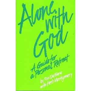 9780866838566: Alone With God: A Guide for a Personal Retreat