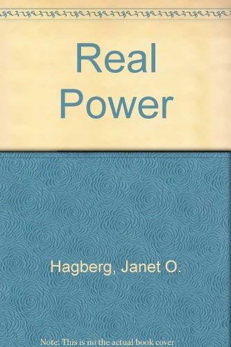Real Power: Janet O. Hagberg