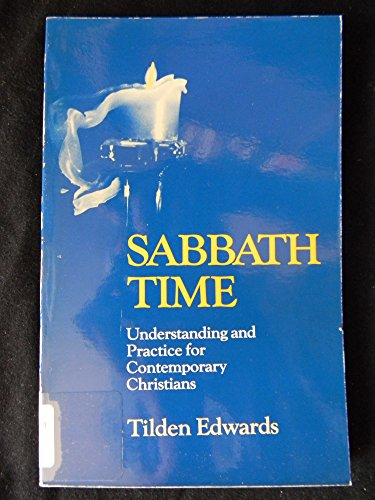 9780866839129: Sabbath Time: Understanding and Practice for Contemporary Christians
