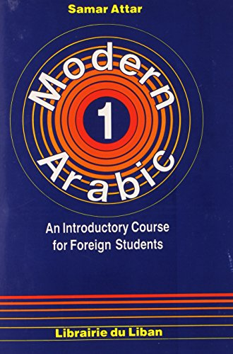 9780866854399: Modern Arabic: An Introductory Course for Foreign Students