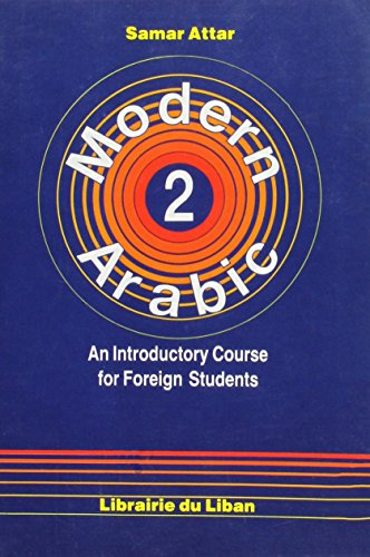 9780866854405: Modern Arabic: An Introductory Course for Foreign Students