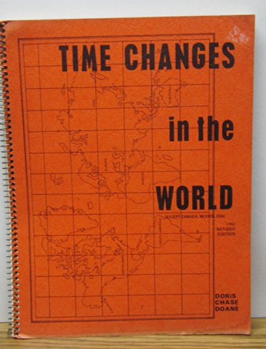 9780866900775: Time Changes in the World