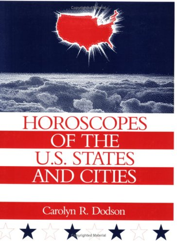 Horoscopes of U.S. States and Cities: Dodson, Carolyn