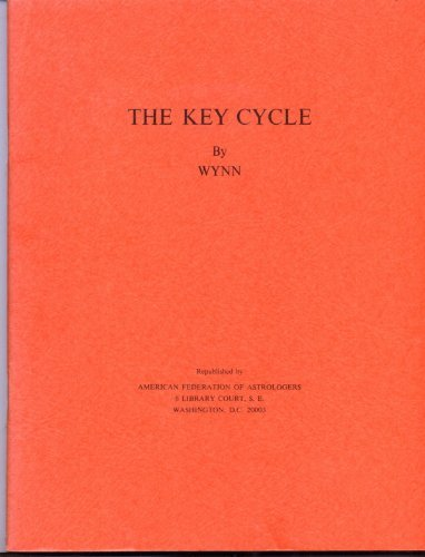 9780866901789: The Key Cycle