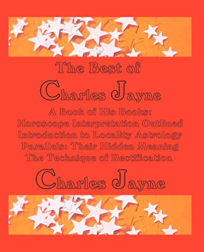 9780866904490: The Best of Charles Jayne (A Book of His Books)