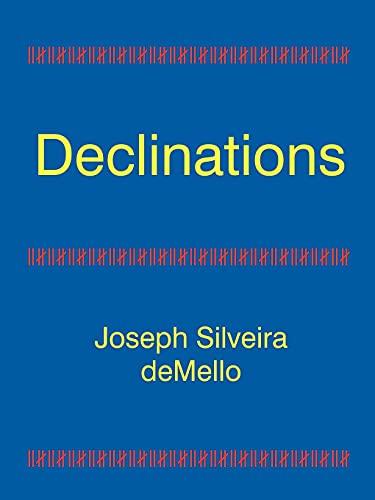 9780866905404: Declinations