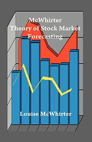 9780866905855: McWhirter Theory of Stock Market Forecasting