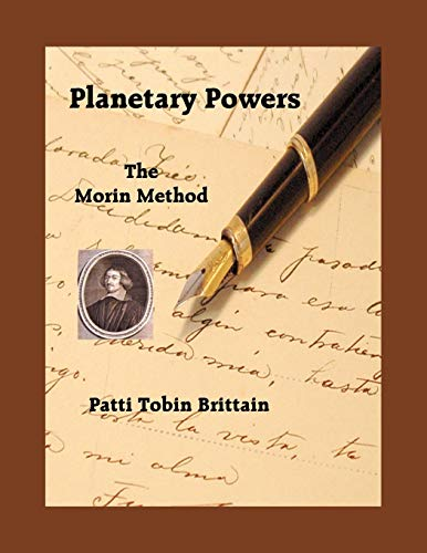 9780866906166: Planetary Powers: The Morin Method