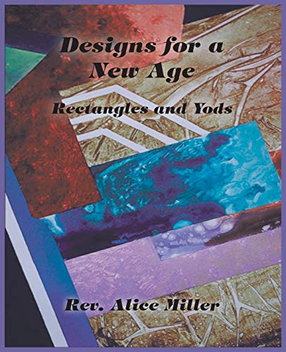 9780866906494: Designs for a New Age: Rectangles and Yods