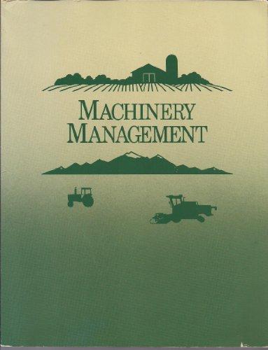 9780866911702: Machinery Management (Farm Business Management)
