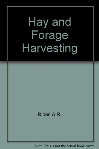 9780866911726: Hay and Forage Harvesting