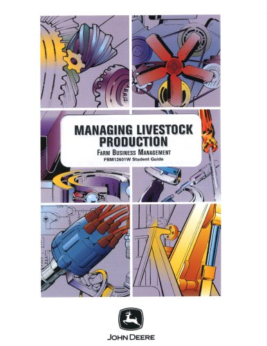 9780866912167: Managing Livestock Production, Student Guide