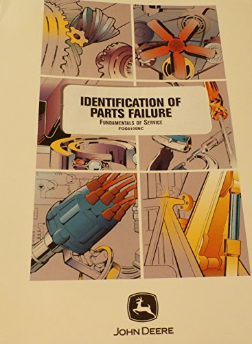 9780866912662: Identification of Parts Failures (Fundamentals of Service Series)