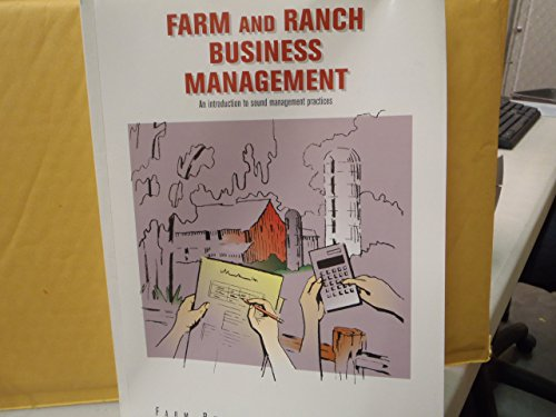 Farm and ranch business management: An introduction: Steward, Jim