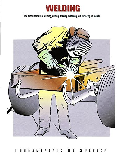 9780866913478: Welding (Fundamentals of Service Series)