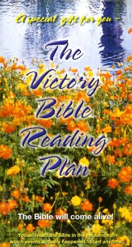 9780866941013: The Victory Bible Reading Plan