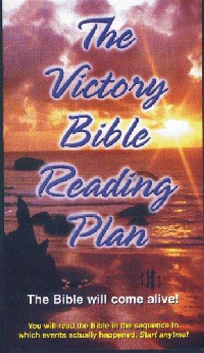 9780866941020: Victory Bible Reading Plan