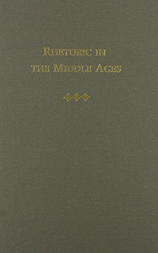 9780866982696: Rhetoric in the Middle Ages: a History of Rhetorical Theory from Saint Augustine to the Renaissance