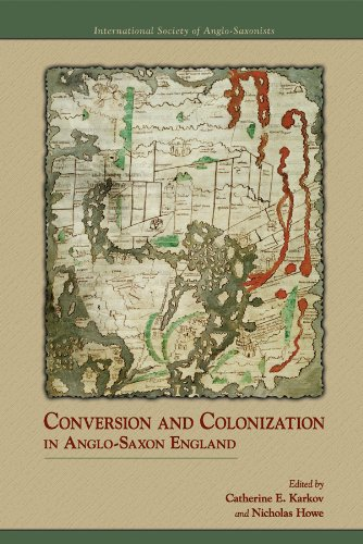 9780866983631: Conversion And Colonization in Anglo-Saxon England (Medieval And Renaissance Texts And Studies; Essays in Anglo-Saxon Studies)