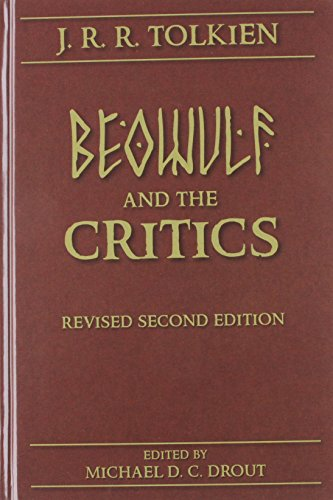9780866984508: Beowulf and the Critics by J. R. R. Tolkien (Revised Second Edition), Volume 402 (Medieval and Renaissance Texts and Studies)