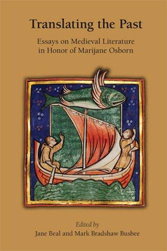 Translating the Past: Essays on Medieval Literature: Marijane Osborn, Jane