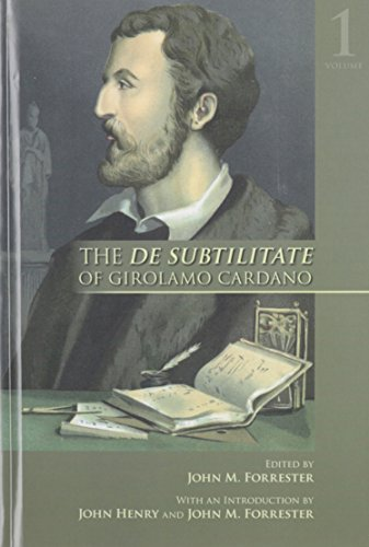 9780866984843: The de Subtilitate of Girolamo Cardano, Volume 436 (Medieval and Renaissance Texts and Studies)